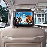 Auto Kopfstützenhalterung iPad Mini & Mini 2 & Mini 3 & Mini 4 Kfz Halterung Kopfstütze - von TFY
