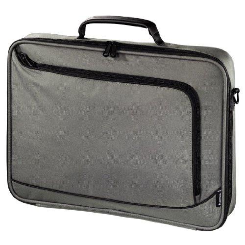 Hama Sportsline Bordeaux Notebook-Tasche bis 40 cm (15,6 Zoll) grau