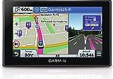 Garmin nüvi 2599 LMT-D EU Navigationsgerät - Europa Karte, lebenslange Kartenupdates und Verkahrsinformationen, DAB+, Sprachsteuerung, 5 Zoll (12,7 cm) Multitouch Glasdisplay
