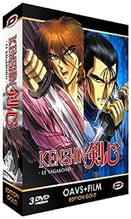Kenshin le vagabond - Film & OAVs - Edition Gold (3 DVD + Livret) (B005W301XQ)   Amazon price tracker / tracking, Amazon price history charts, Amazon price watches, Amazon price drop alerts