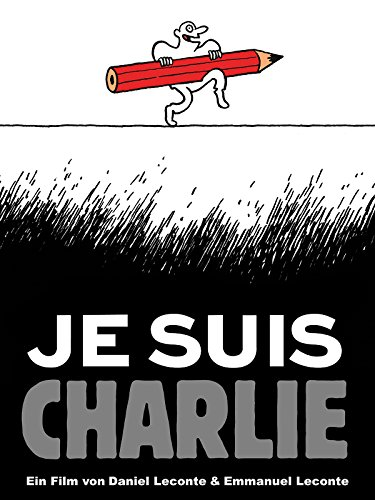 Je Suis Charlie Cover
