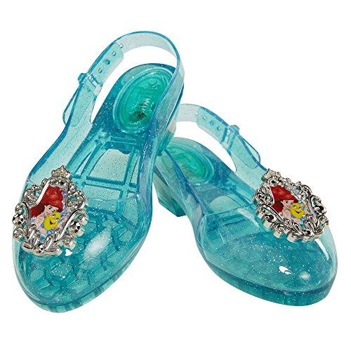 9-eu Ariel Tricks Schuhe (Prinzessin Ariel Schuhe)
