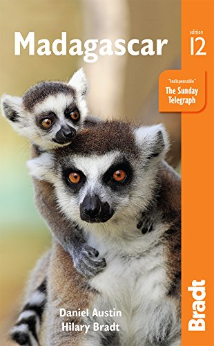 Madagascar (Bradt Travel Guides) por Daniel Austin