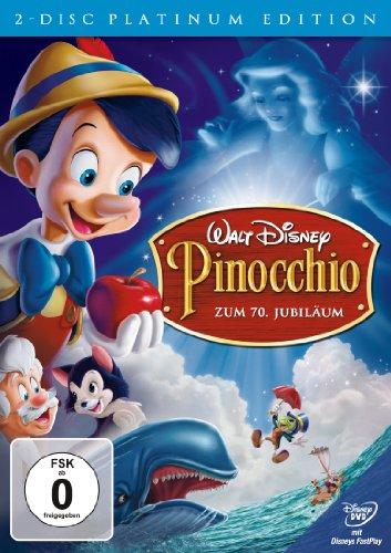 Bild von Pinocchio (Platinum Edition zum 70. Jubiläum) [2 DVDs]