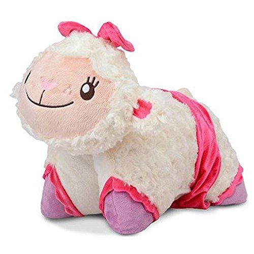 Kostüme Lambie (Pillow Pets Disney Doc Mcstuffins Lambie 18