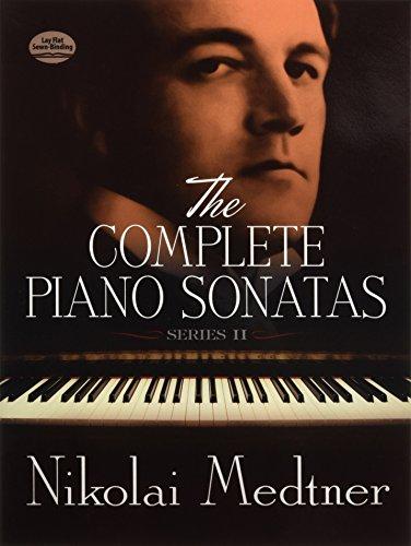 The Complete Piano Sonatas, Series 2 (Dover Music for Piano)