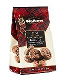 Walkers Mini Belgian Chocolate Chip Biscuits, 125g