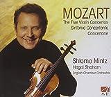 Los 5 Conciertos Violin (Mintz-Shaham)