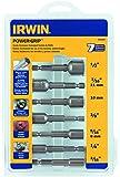Irwin Power Grip Screw Extractors Set (7 Pieces)