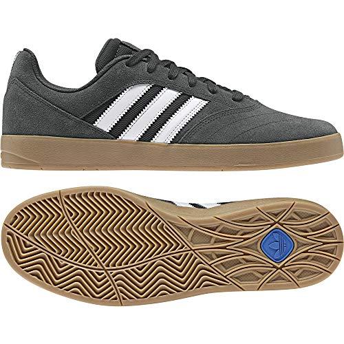Dark Gum Schuhe (adidas Suciu ADV II Dark Grey/White/Gum Schuhe Größe US 12,5)