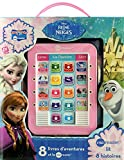 Reine des neiges - Ma tablette de lecture me reader