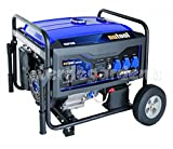 Verdegarden Generatore di Corrente 5.5Kw ad Inverter MOD. NGDP5500 Nuair