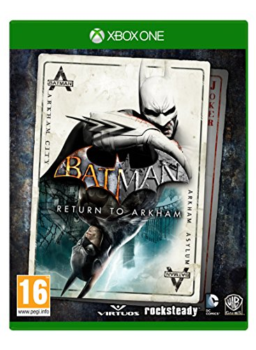 Price comparison product image Batman: Return to Arkham