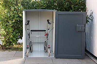 Rollatorbox von Grepect bei Du und dein Garten