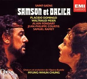 Saint-Saens: Samson et Dalila (Gesamtaufnahme) (franz.)