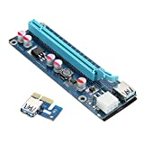 Docooler Segotep PCI-E 1X bis 16X Powered USB 3.0 GPU Extender Steigleitung...