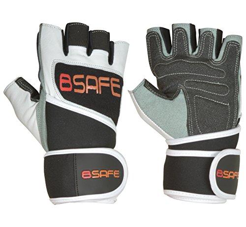 Bekleidung Security Kevlar Handschuhe aus Rindsleder und Neopren