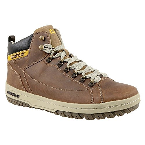 Caterpillar APA Hi P711589, Stivali Classici Uomo, Marrone (Brown), 43 EU