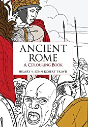 Ancient Rome a Colouring Book