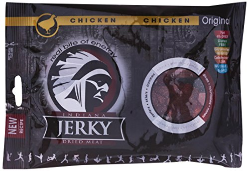 Indiana Jerky Chicken Original (1 x 100 g)