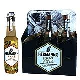 Justus System Haarkosmetik Hermanns Bier und Hopfenshampoo Sixpack, 1500 ml