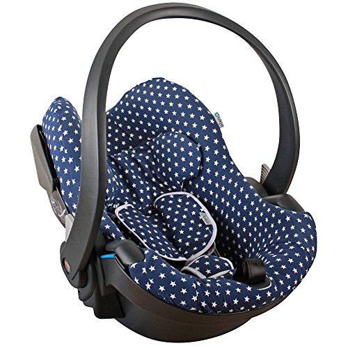 Preisvergleich Produktbild Bezug für BeSafe Izi Go (Modular) - Blau mit Sterne