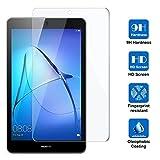 Huawei Mediapad T3 7 WiFi Pellicola in Vetro, G-Hawk® Huawei Mediapad T3 7 WiFi Piena Copertura 0.30MM Spessore 9H Durezza Vetro Temperato Protezione Dello Schermo