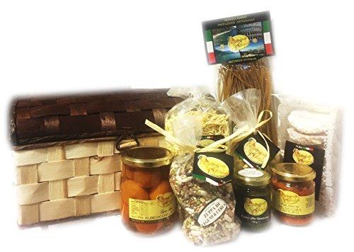 Baule gourmet natale 2018 idea regalo nonno mario confezione regalo prodotti tipici
