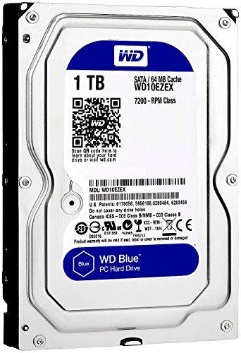Western Digital Blue WD10EZEX interne Festplatte 3,5