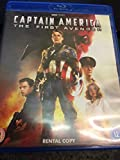 Captain America: The First Avenger [Blu-ray] [Region A & B & C]