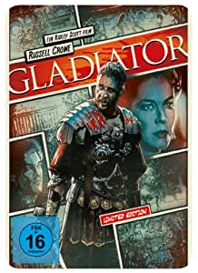 Gladiator - Steelbook [Blu-ray] [Limited Edition]