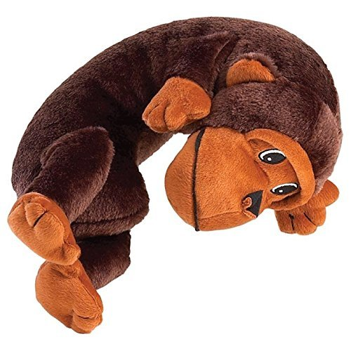 lewis-n-clark-lil-lewis-kids-travel-pillow-gorilla-by-lewis-n-clark