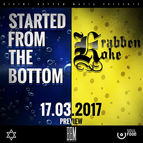 Preisvergleich Produktbild Started from the Bottom / KrabbenKoke Tape (Ltd. Schwammconnection Boxset)