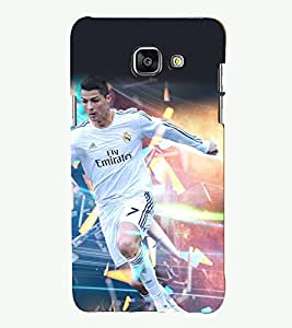 A2ZXSERIES Back Case Cover for Samsung Galaxy A7 (2016) A710F / A710M /A710FD /A7100 /A710Y (2016 EDITION)