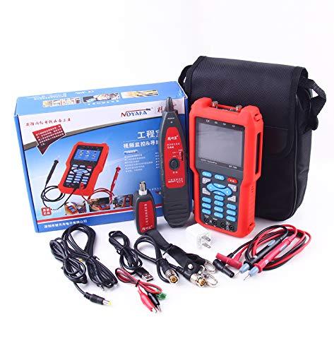 CCTV Tester Pro NF-706 CCTV Pack Professionelle Video Tester Laser-Sicherheit Kamera Tester -