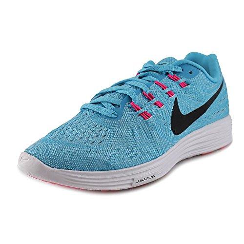Nike Damen Wmns Lunartempo 2 Laufschuhe Azul (Gamma Blue / Blk-White-Pnk Blst)