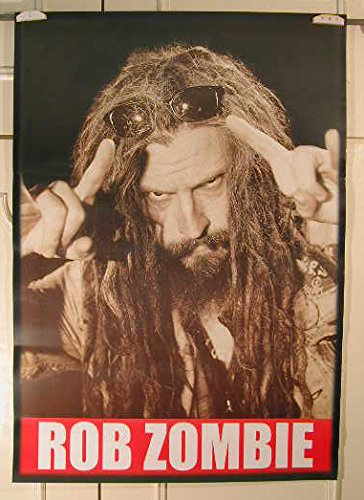 Rob Zombie, 61 x Poster mostra/87 cm