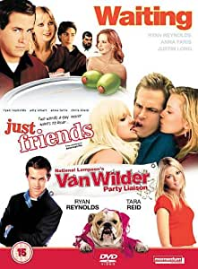 Waiting/Just Friends/Van Wilder - Party Liaison [DVD]