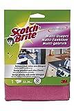 Scotch-Brite - Toallita limpiadora para el polvo y suciedad 32 x 36 cm, colores aleatorios