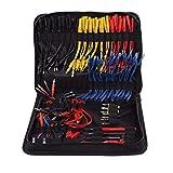 plzlm 94pcs / Set Diagnostic Défaut Voiture Automobile Assistance Multimètre Câblage Test Kit Sac de Rangement...