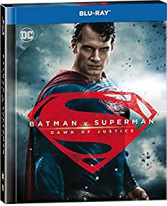 Batman V Superman: Dawn of Justice Digibook (Collectors Edition) (2 Blu-Ray)