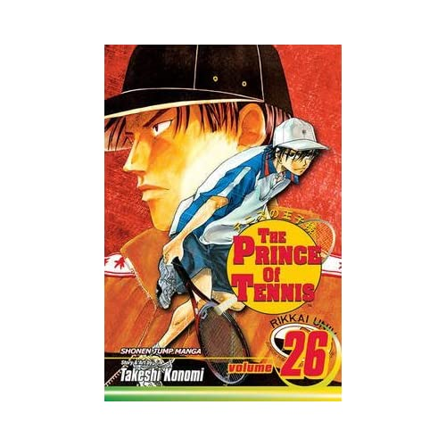 [The Prince of Tennis: v. 26] (By: Takeshi Konomi) [published: March, 2011]