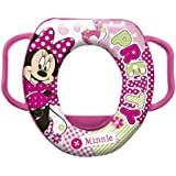 Disney Minnie Mouse Soft Padded Toilet Seat
