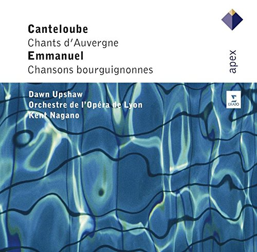 Dawn Upshaw:Canteloube [Import allemand]