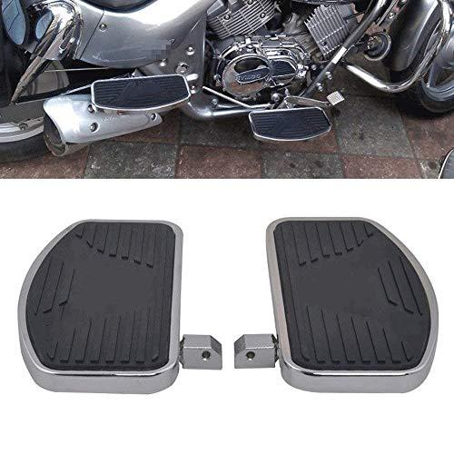 color tree Motorrad Fußstütze hinten/vorne Motorrad Pedal für Honda Shadow ACE VT400 / 750 VT750C VT750DC Deluxe 1997-2003