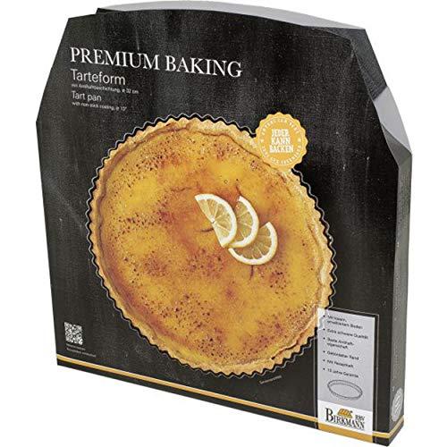 RBV Birkmann 882126 Premium Baking Tarteform mit losem Boden 32er