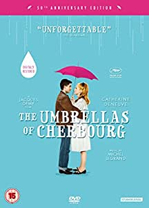 Umbrellas Of Cherbourg - 50th Anniversary Edition (2 Discs) [DVD] [1964]