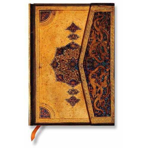 Safawidische Bindekunst - Notizbuch Mini Liniert - Paperblanks