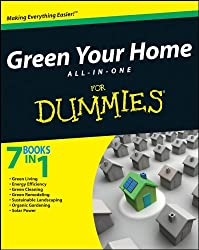 Green Your Home All in One for Dummies, Epub Edition