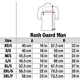 Cressi Herren T-shirt Rash Guard UV Sun Protection (UPF)